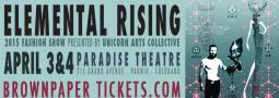 Unicorn Arts Collective Presents: Elemental Rising